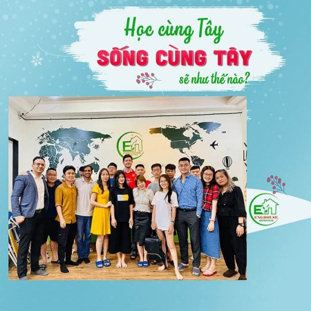 Homestay tiếng Anh Enghouse